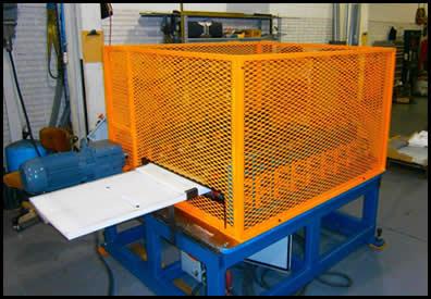 Custom Panel Roll Form Machine