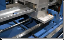 Framing Stud Roll Form Systems